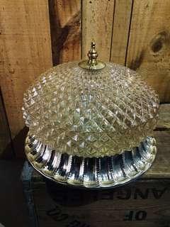 法國水晶玻璃吸頂燈