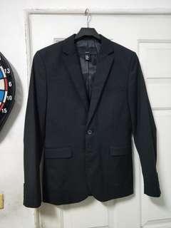 🚚 H&M西裝外套,約S號,EU 42,165 84A