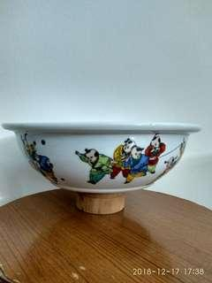 Porcelain Bowl 8 寸高景德镇富貴瓷碗