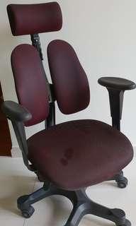 Duorest ergonomic chair