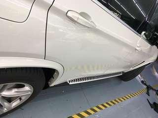 BMW X5 (f15) runing board