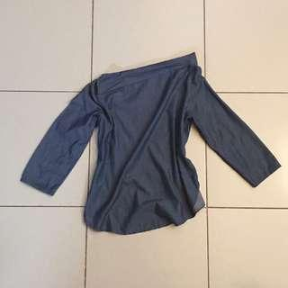 chambray longsleeves