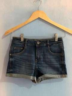 Mango short pants jeans