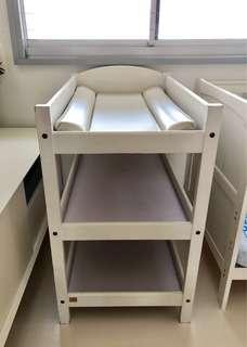 Boori - Baby Changing Table