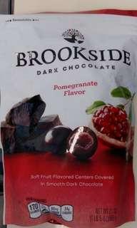 Brookside Dark Chocolate(Pomegranate Flaboyr~595g)加拿大直送