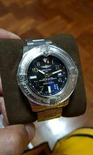 Breitling Avenger II Seawolf Chronomat