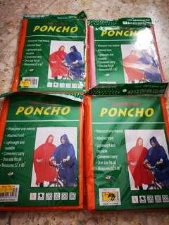 Poncho Raincoat (Big)