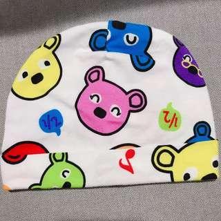 Why and 1/2全新彩色熊熊帽子