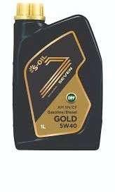 S-OIL GOLD 5W30 / 5W40 FULLY SYNTHETIC