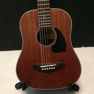 Ibanez PF2MH-OPN open pore pure acoustic mahogany