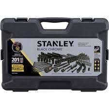 Stanley black chrome edition 201 pcs