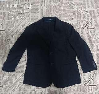 Uniqlo西裝外套