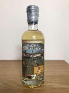 Lagavulin 10 Year Old Batch 3 That Boutique-y Whisky Company Whisky - 50cl 52.3%