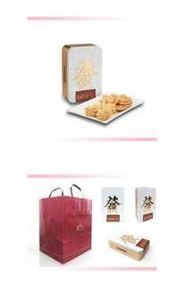 🚚 香港美心 發財禮盒(附紙袋)