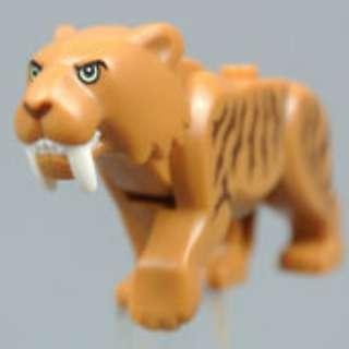 Lego SabreTooth Tiger |NEW|