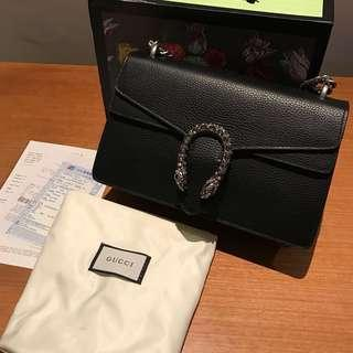Gucci dionysus leather VIP