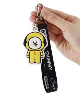 [ON HAND] BT21 Official Chimmy Travel Wrist Strap