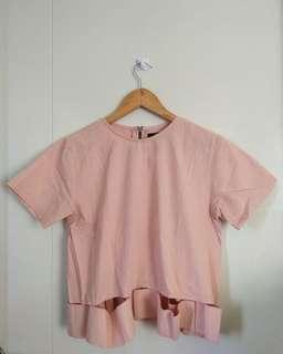 Label Eight Pink Top