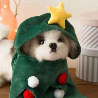 日本 3coins 寵物衫 聖誕系列