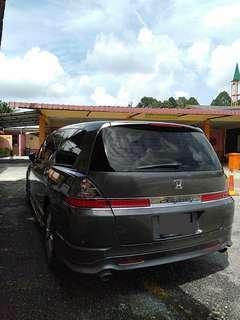 Honda Odyssey RB2 2.4auto Singapore