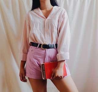 Ralph Lauren Pastel Pink Button Down Shirt