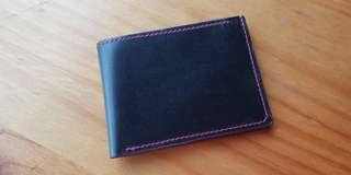 Hand crafted Men's Wallet 100% full grain leather
