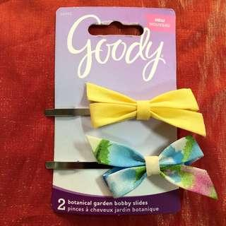 Limited Stocks: Ribbon and Bobby Hair Pins