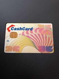 1st Generation Cashcard