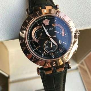 New Original Versace V-Race Chronograph Men s Watch 23C80D008 S009  (pre-order) 78012b72eaeb8