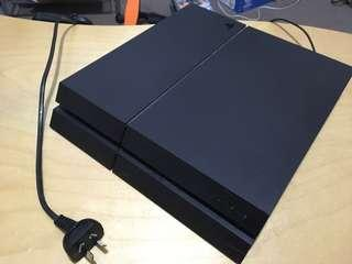 PS4 500GB | Black