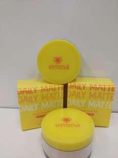 Daily matte loose powder