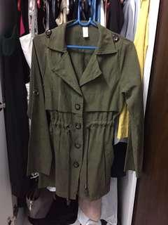 Army Green Outer