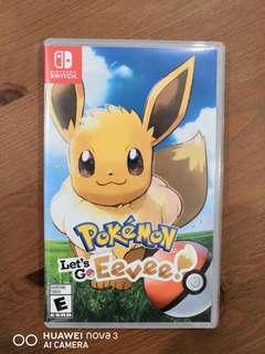 NS Pokemon Let's Go