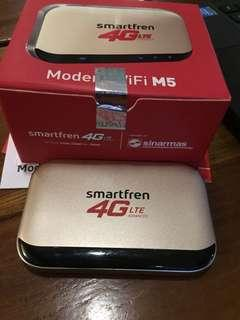 Preloved Smartfren 4GLTE Advanced