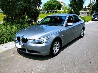 【自售】2004年 BMW E60 520i 2.2