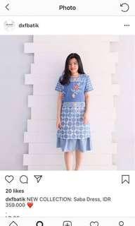 (NEW) DXF Batik