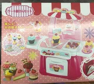 玩具蛋糕店組合