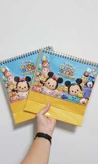 🚚 Tsum Tsum Calendar