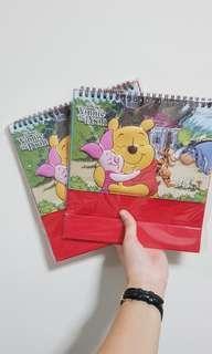 🚚 Winnie the pooh desk calendar 2019