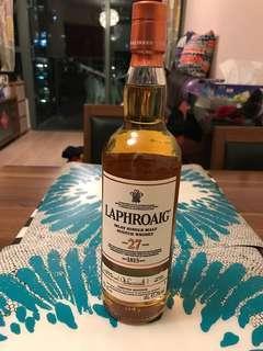 Whisky - LAPHROAIG 27 YEAR OLD  Bot.2017