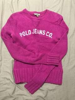 Polo jeans company sweater