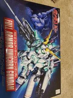 Gundam unicorn full armor gundam SD