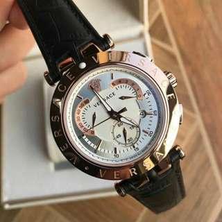 New Original Versace V-Race Chronograph Men s Watch 23C80D002 S009  (pre-order) bef80846e4b4e