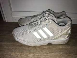 ADIDAS White Fluxes