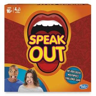 Speak Out Funny Mouthpiece Board Challenge !!