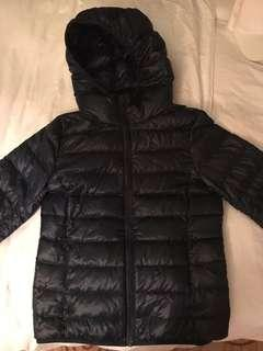 Down Jacket Uniqlo Dark Blue