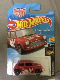 Hot Wheels Morris Mini Cooper
