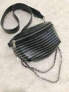Steve Madden Bmandie Studded Belt Bag