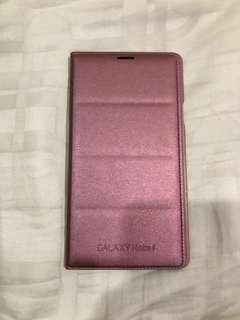Samsung Galaxy Note4 Flip Wallet Case
