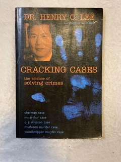 Cracking Cases by Henry Lee